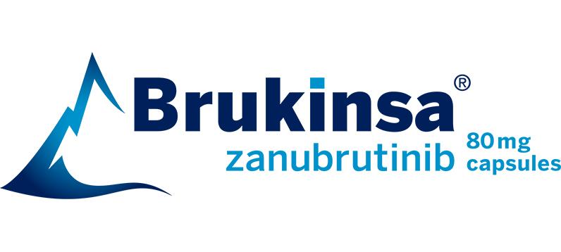 BRUKINSA (zanubrutinib) logo